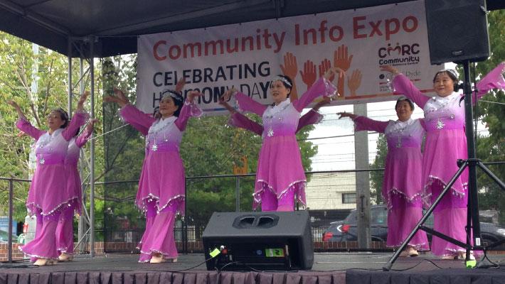 Harmony Day Community Information Expo