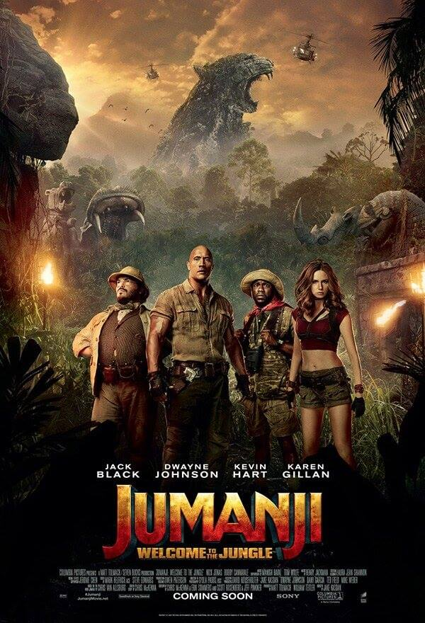 Cinema in the Park - Jumanji - Welcome To The Jungle