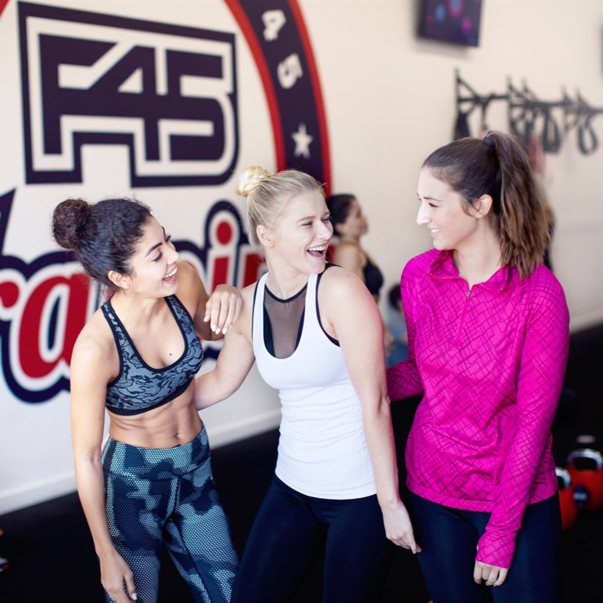 F45 Training North Ryde