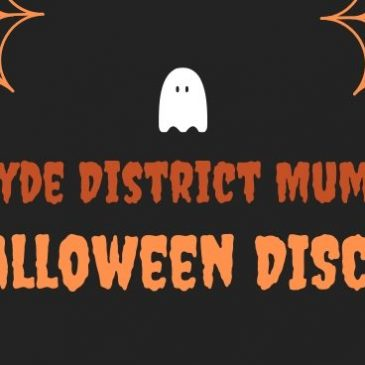 Ryde District Mums School Holiday HALLOWEEN DISCO!