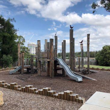 Melrose Park Playground, Melrose Park