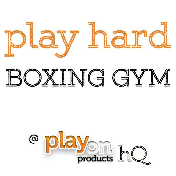 Play Hard BOXING GYM