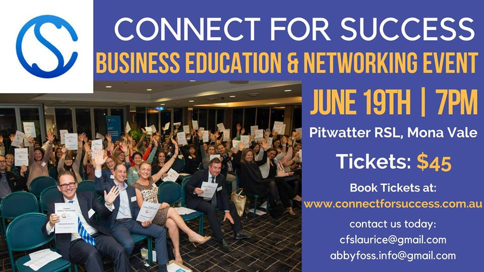 Business Education and Networking Event