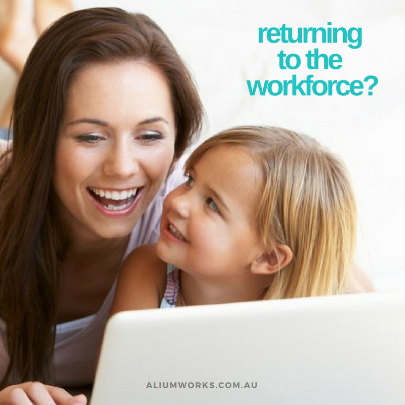 Safety Cadetship for Returning Mums