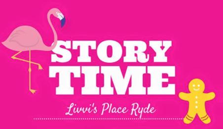 Story Time @ Livvi's Place, Yamble Reserve Ryde