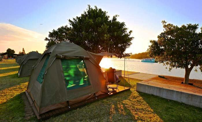 We Went Glamping at Cockatoo Island + RDM DISCOUNT!