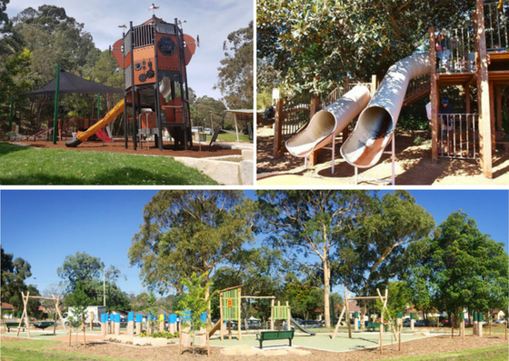 Our 8 Favourite Local Parks