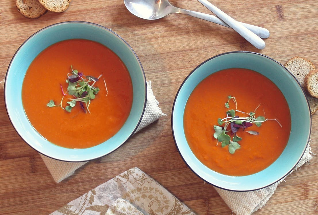 Make Ahead With Trace: Tomato Soup