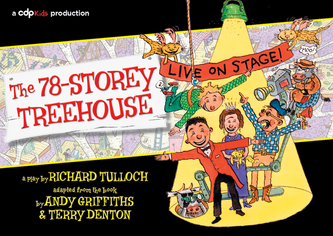 The 78-Storey Treehouse Live at Seymour Centre