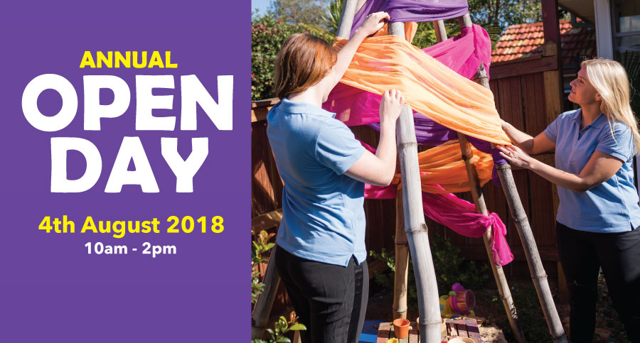 Farran Street Quality Childcare OPEN DAY, LANE COVE