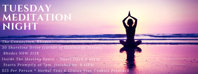 Guided Meditation by Intuitive Connections