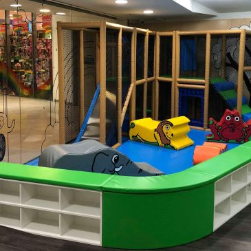New 0-3 Play Area at Top Ryde City Shopping Centre!