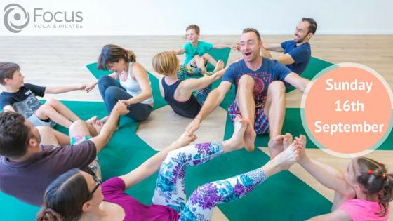 Family Yoga Workshop, Putney - Ryde District Mums