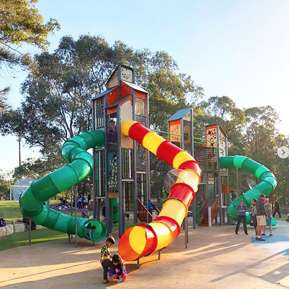 Strathfield Park – WOW!