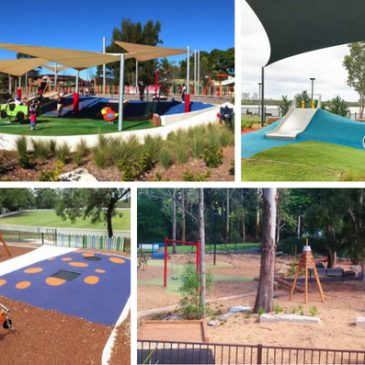 Top Ten Fully Fenced Playgrounds