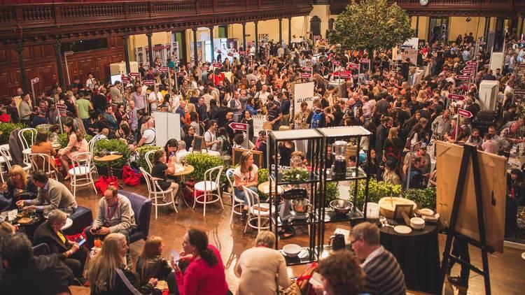 Sydney Italian Wine + Food Festival, Everleigh