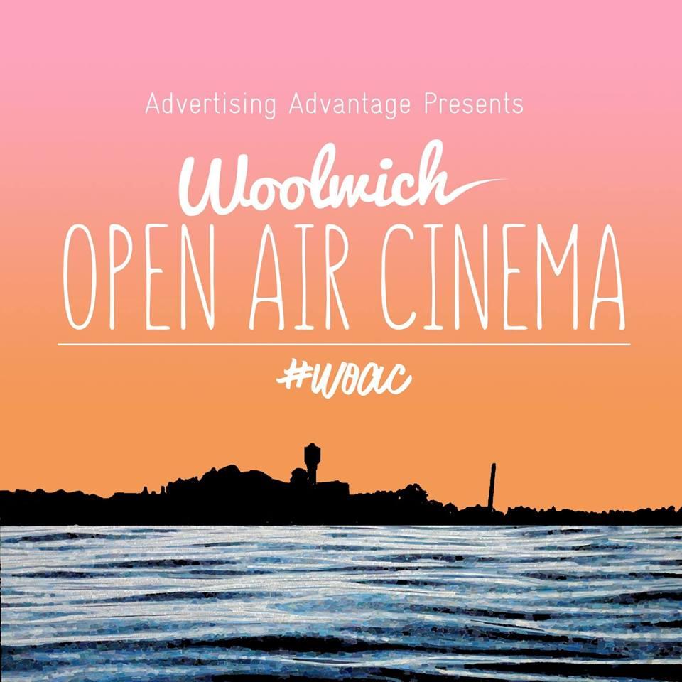 Woolwich Open Air Cinema