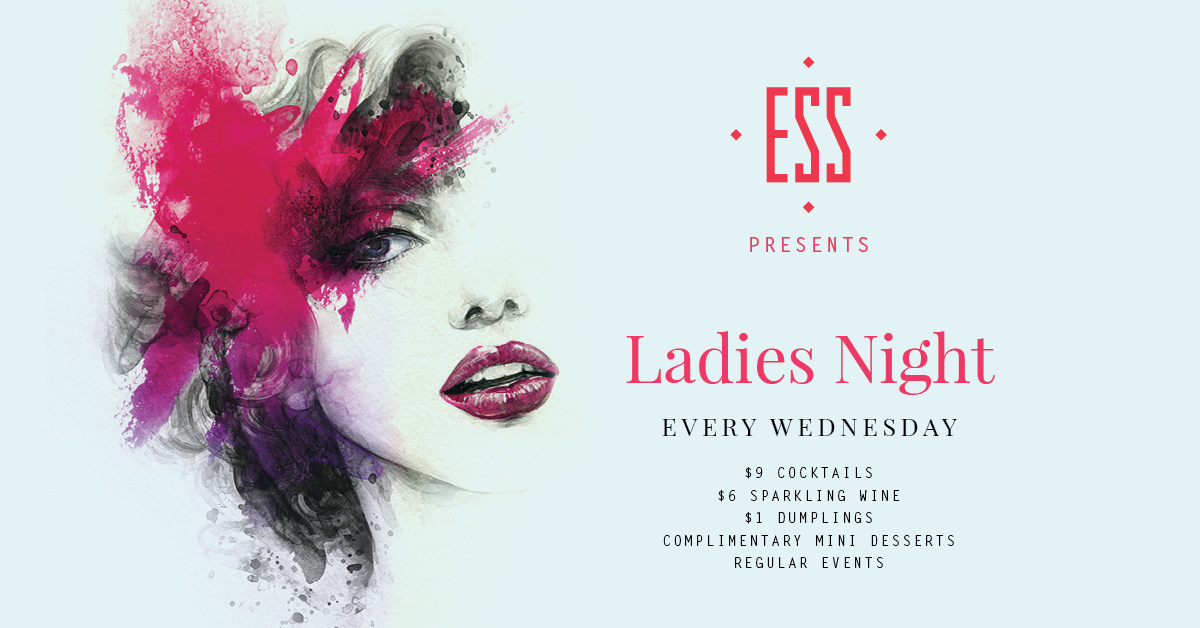 Ladies Night at Ess