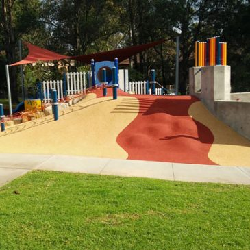 Tuckwell Park, Macquarie Park