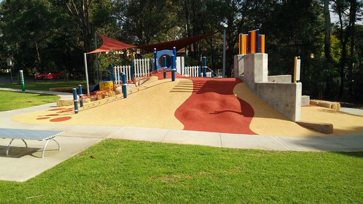 Tuckwell Park, Macquarie Park