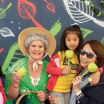 What's on for Kids at the Granny Smith Festival!