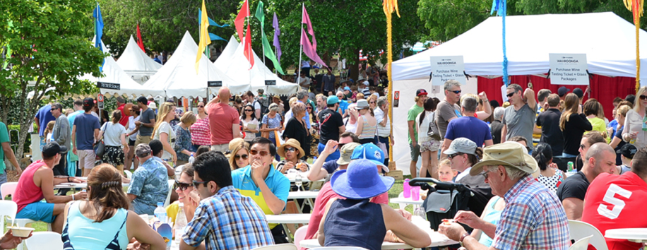 Wahroonga Food + Wine Festival