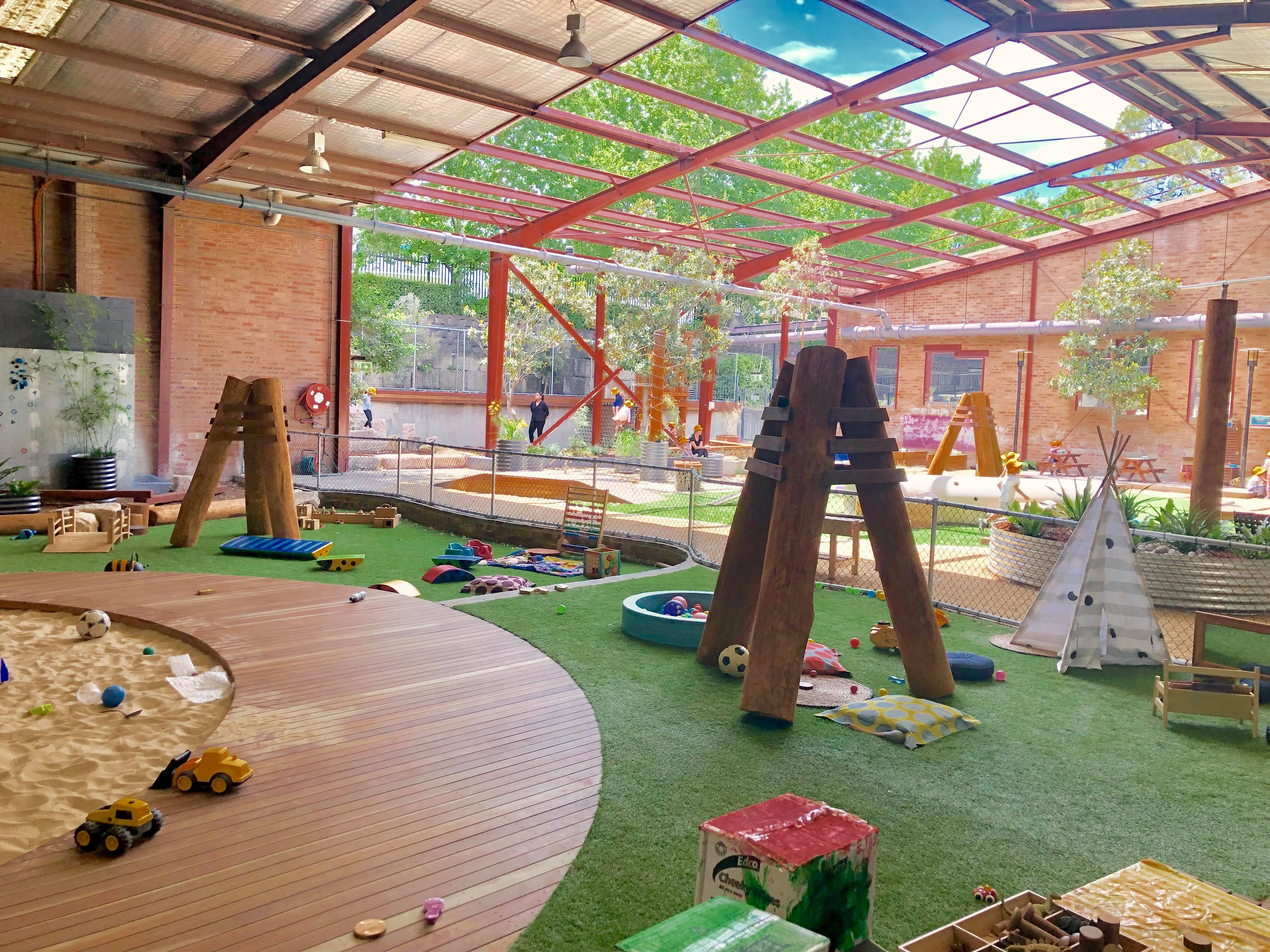 RDM Visits: The Newly Renovated Acre Woods Gladesville