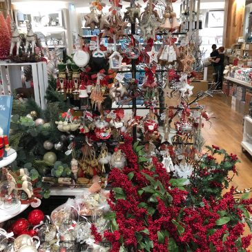 Christmas Shopping at Rhodes Waterside SORTED