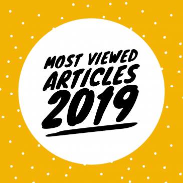 Top 10 'Most Viewed' Articles of 2019