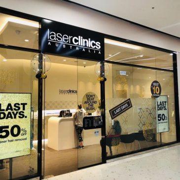 RDM VISITS: Laser Clinics Australia Top Ryde + RDM DISCOUNT!
