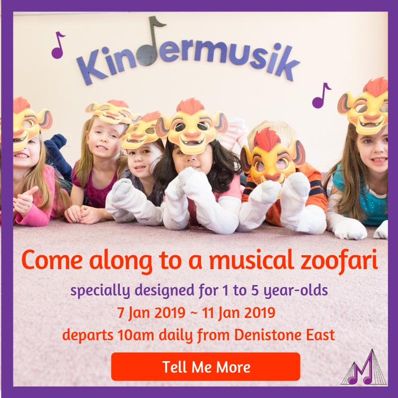 Musical Zoofari