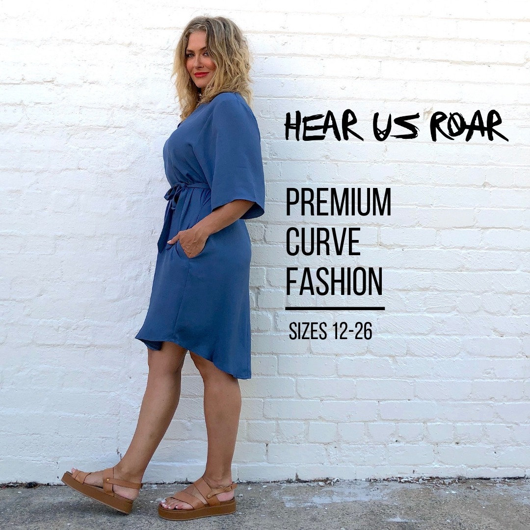 Hear Us Roar Premium Curvy Fashion Pop Up, Macquarie Centre