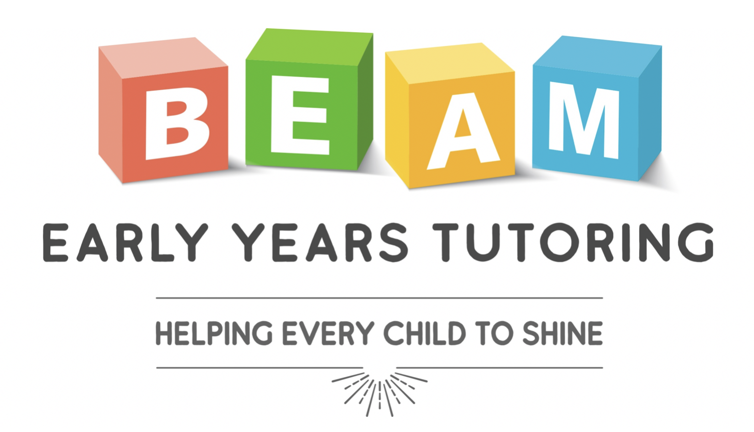 BEAM - Early Years Tutoring