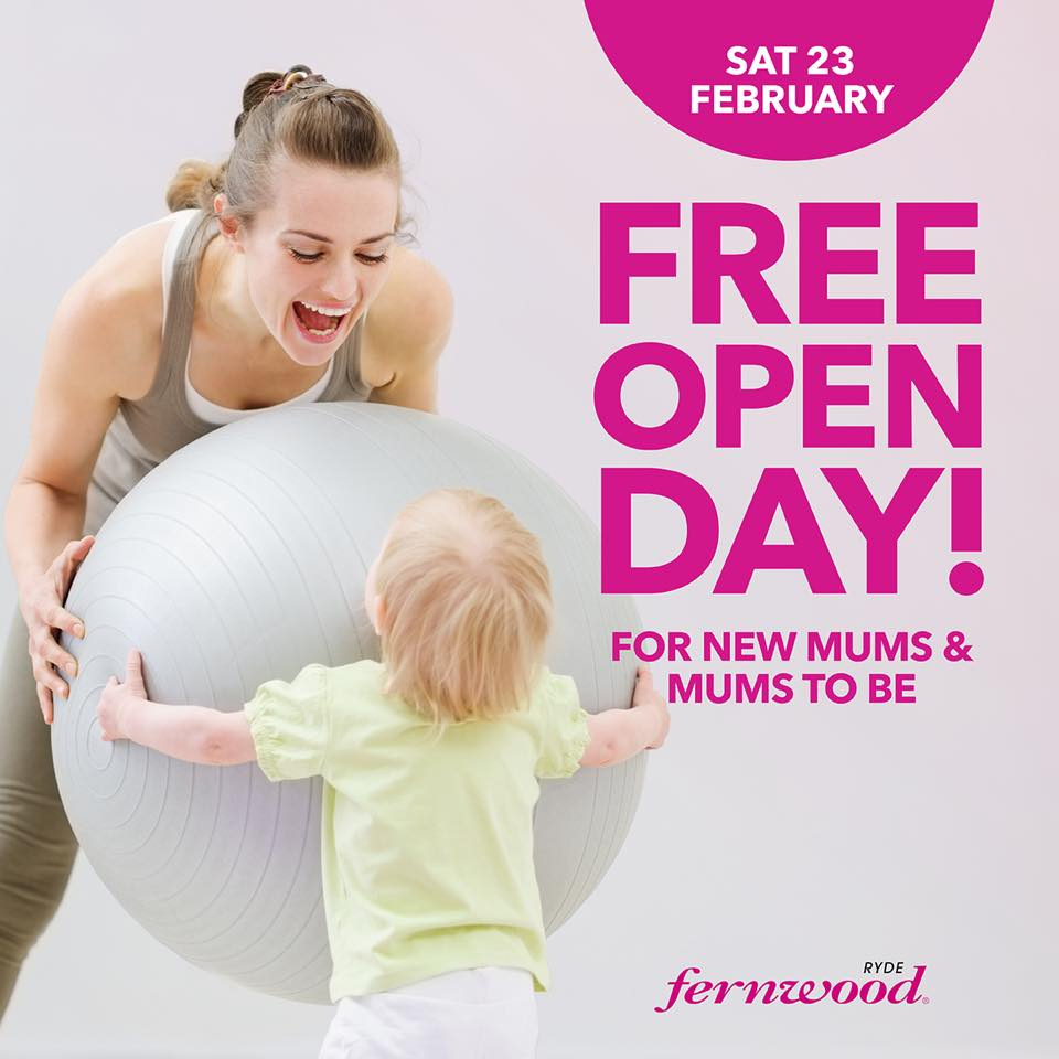 Fernwood Fitness Ryde FREE Open Day