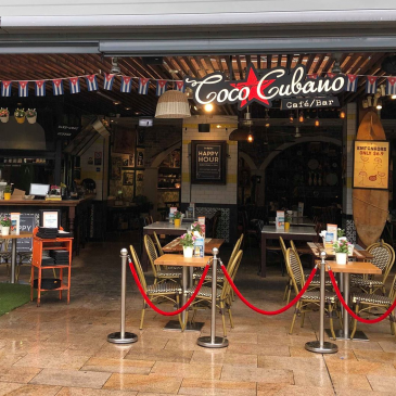 Kids Eat FREE at Coco Cubano Top Ryde
