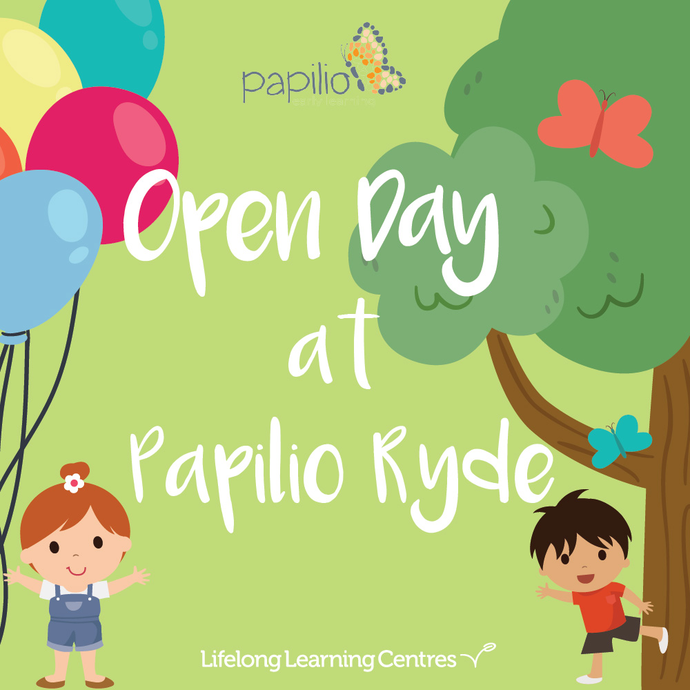 Papilio Ryde Open Day