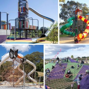 7 Parks That Older Kids Will Love