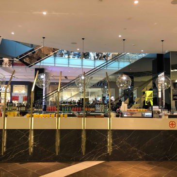 RDM Visits: Primrose Cafe, Macquarie Centre