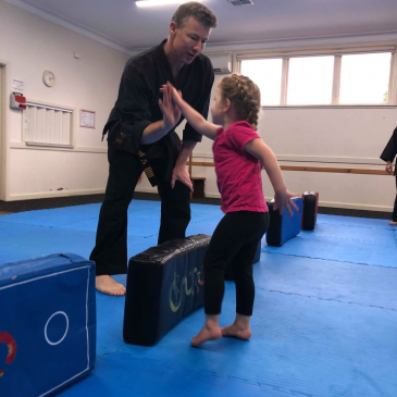 What Can a 3 Year Old Possibly Learn at Jujitsu Classes?