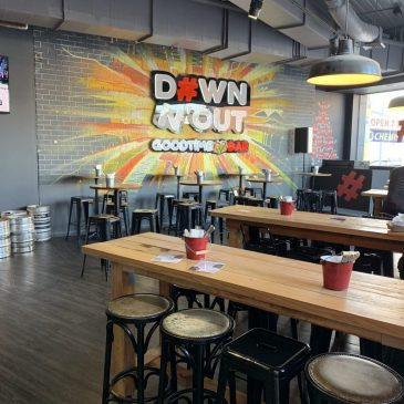 RDM Visits: Down N' Out Goodtime Bar, Top Ryde