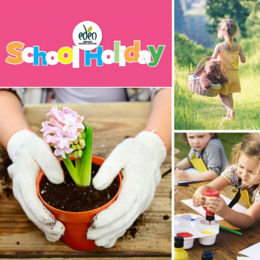 Eden Gardens – October School Holidays Activities Guide
