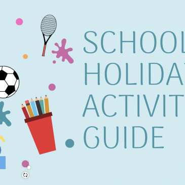 July School Holidays Activities Guide