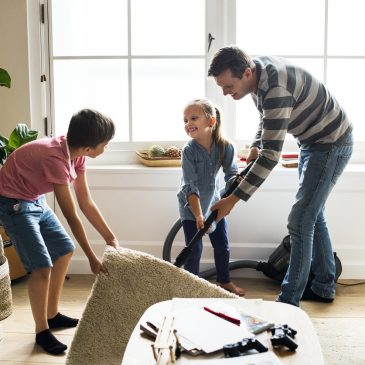 How to Get Your Child to Help Around the Home