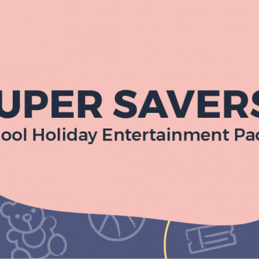 Macquarie Centre – October School Holidays Activities Guide
