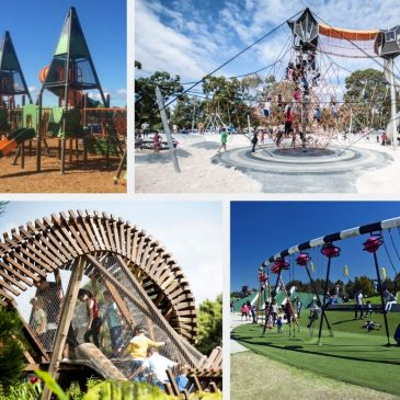 Have Child, Will Travel – 10 Amazing Playgrounds Around Sydney