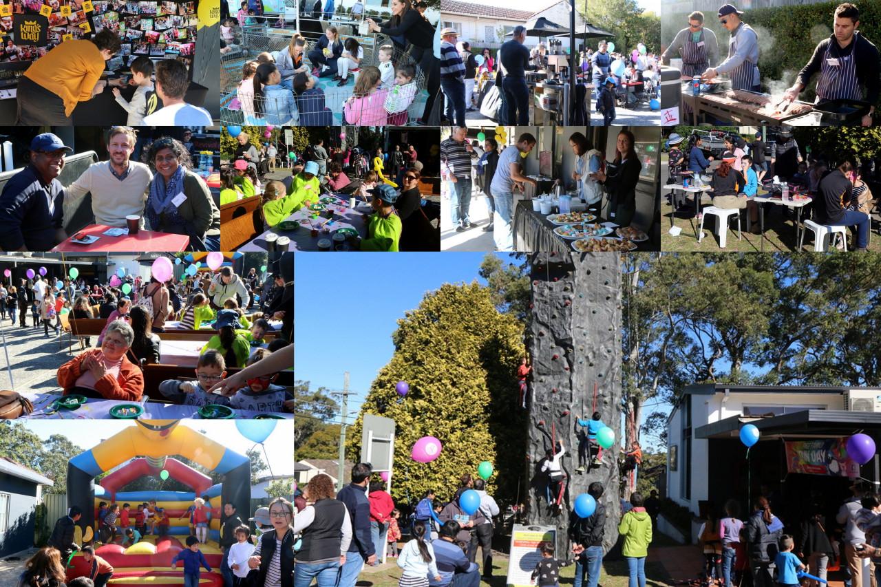 Family Fun Day - North Ryde Christian Church