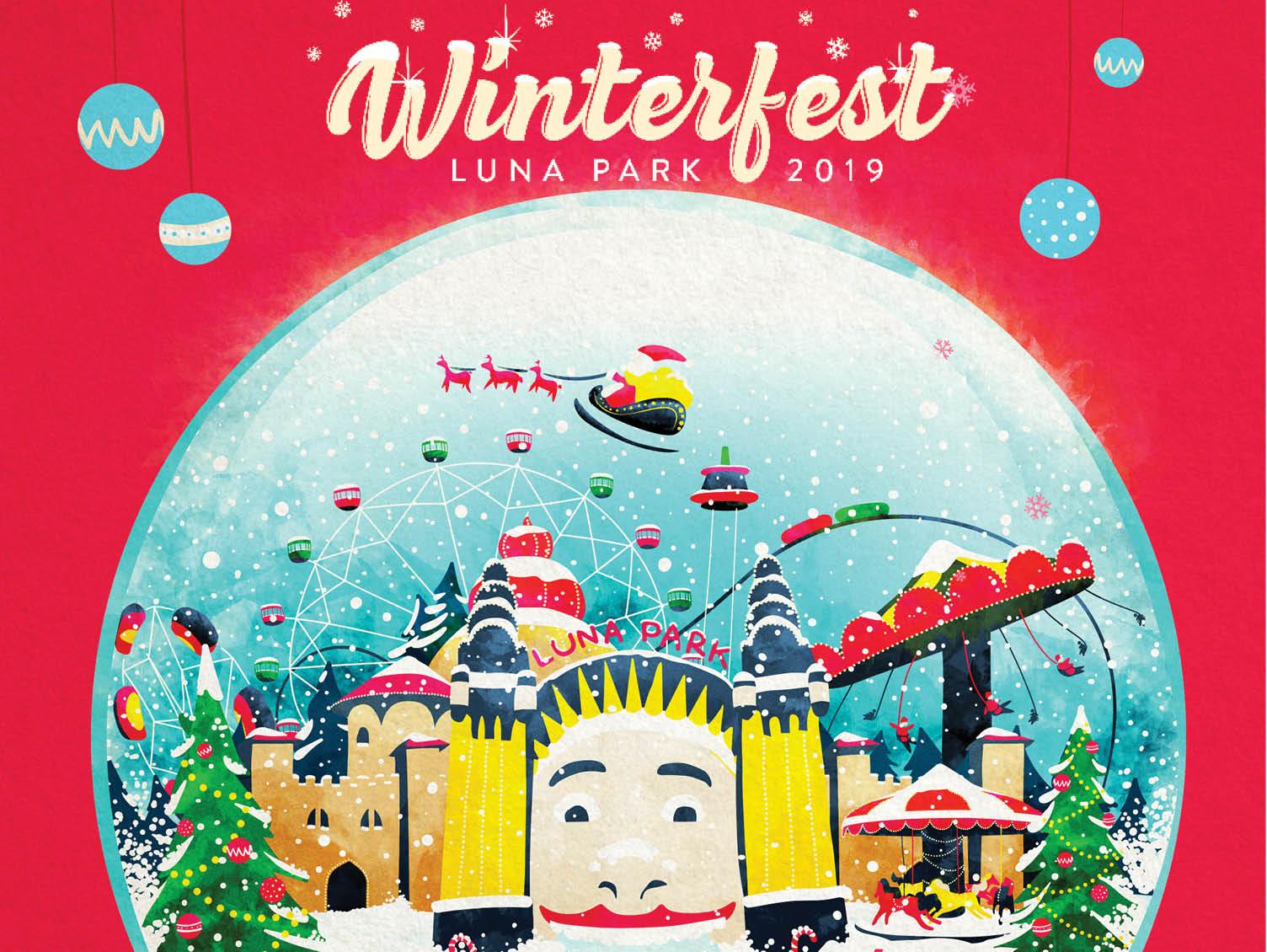 Winterfest, Luna Park