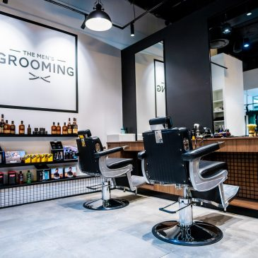 RDM Dad Visits: The Men's Grooming, Macquarie Centre
