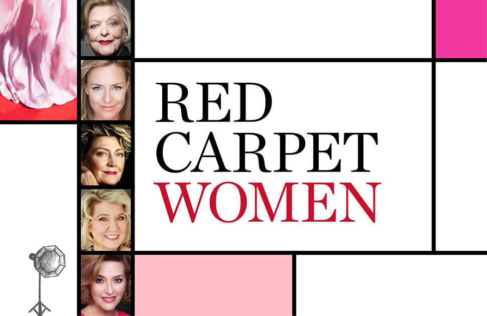Red Carpet Women at Chatswood Chase Sydney
