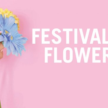 🌻 Festival of Flowers @ Rhodes Waterside 🌸